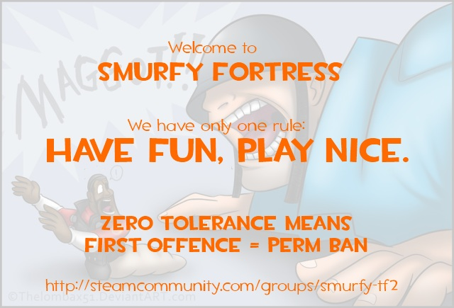 Smurfy Fortress Rules